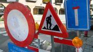 Asfalteringswerken in verschillende straten