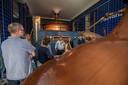 In Brouwhuis 1 werd tot in de jaren 80 bier gebrouwen in de koperen ketels.