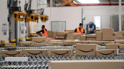 Duitse Amazon-werknemers leggen werk neer op jaarlijks kortingfestival