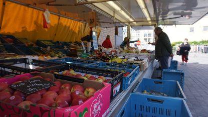 Ook in Eernegem is er opnieuw markt