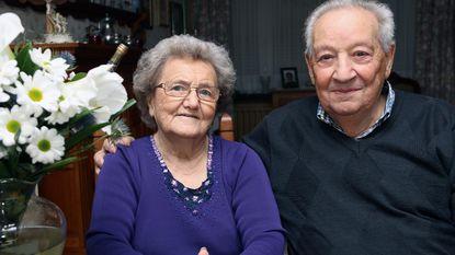 Rudolfus en Rosalia zijn 65 jaar getrouwd