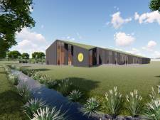 Dit is het eerste energieleverende gebouw van Berghem