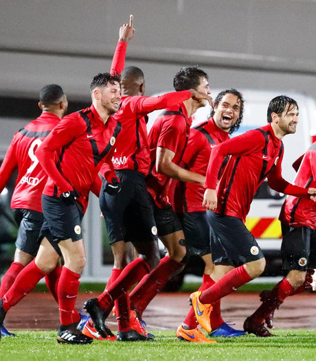 AFC reist met zo'n 480 supporters af naar Willem II