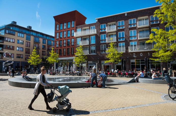 NVS - is betaald 15-5-19 Utrecht - Winkelcentrum Leidsche Rijn Centrum is 1 jaar open (Foto Marnix Schmidt)