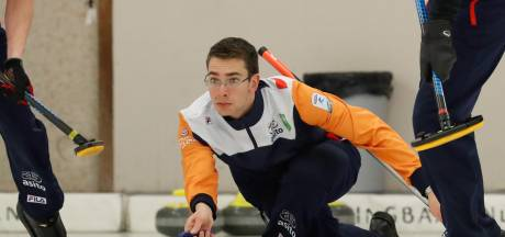 Slecht begin Nederlands curlingteam op EK in Tallinn
