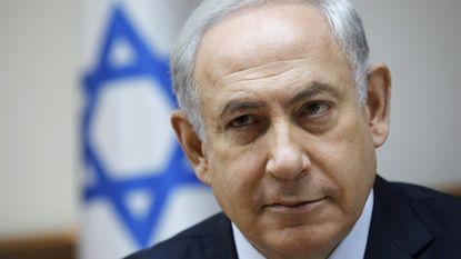 """Israëlische premier noemt onderzoeken naar fraude """"heksenjacht"""""""