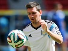 Messi leeft mee met onfortuinlijke Neymar
