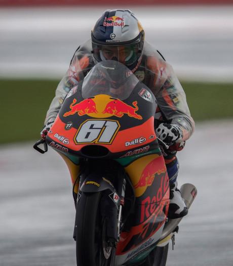 15-jarige coureur wint bij debuut in Moto3