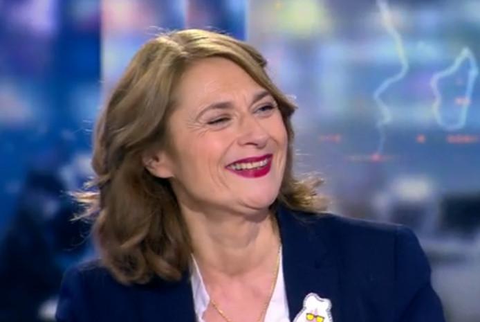 Sonia Dubois.