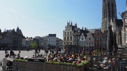 Horeca Grote Markt protesteert tegen verhuis Nationale en Vlaamse Feestdag naar Kruidtuin