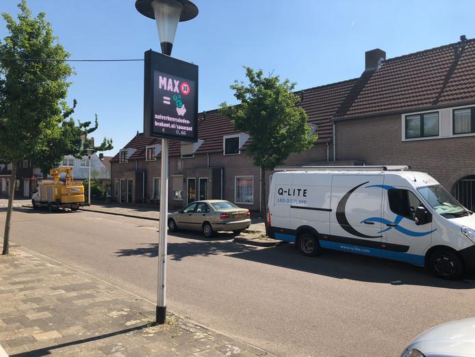 In Brabant is de 'snelheidsmeterspaarpot' momenteel hot.