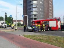Vrouw gewond na botsing met auto in Nijmegen