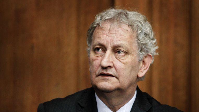 Burgemeester Eberhard van der Laan. Beeld anp