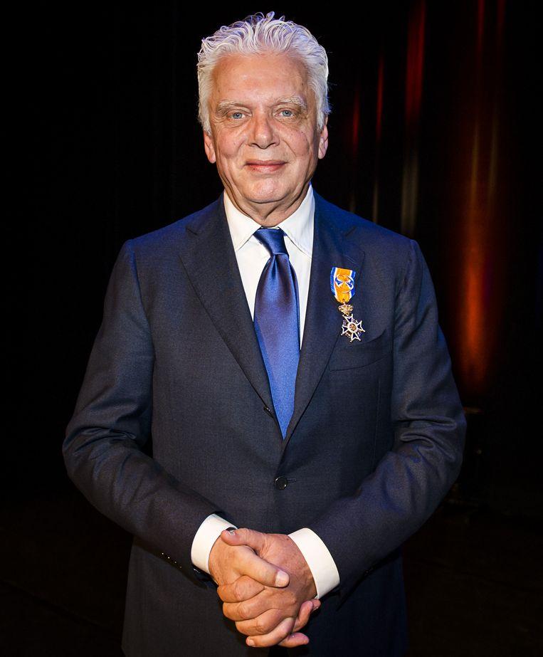 Jan Slagter. Beeld ANP
