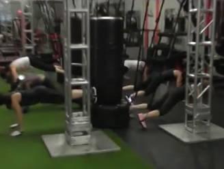 De nieuwste fitnesshype: sporten met bungeerekkers