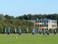 Juliana Mill heeft Cypriotische club op bezoek