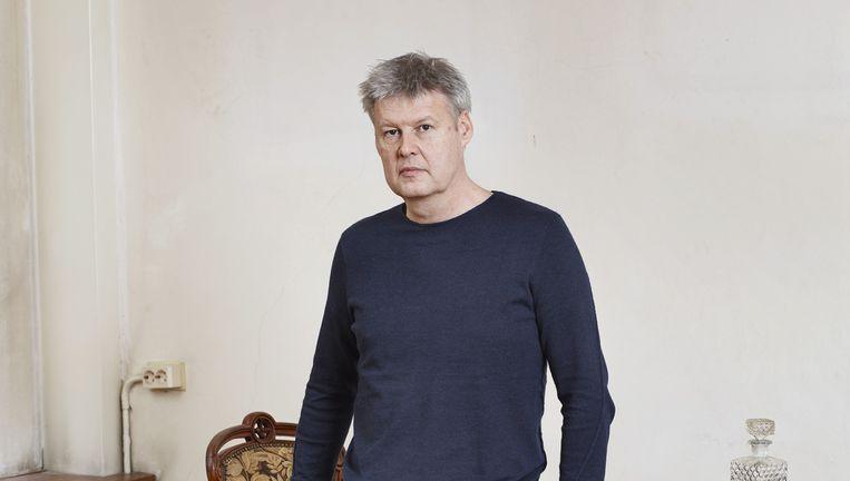 Mark Pieters van Van Oorschot. Beeld Bianca Pilet