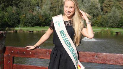 Studente Faye naar verkiezing Miss Earth