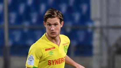 Guillaume Gillet pakt met Nantes de drie punten op bezoek bij Montpellier