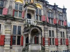Waar is dat balkonnetje op het stadhuis toch voor?