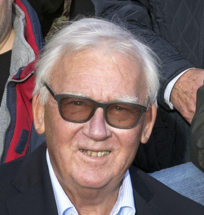 Voorzitter Peter van den Baar van de Henri van Abbestichting is overleden. 1941-2020.
