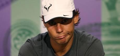 Blessé au poignet, Nadal déclare forfait pour Toronto et Cincinnati