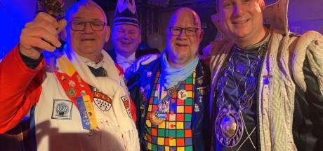 Oldenzaalse Jan Kip Trofee voor 'optochtman in hart en nieren' Charles Rijssemus