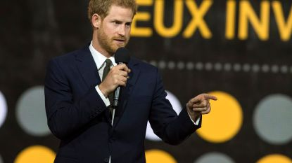 Prins Harry blij met Den Haag als Invictus-gastheer