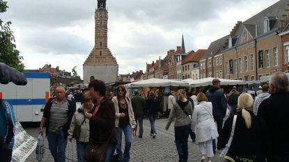 Herentalse vrijdagmarkt gaat van start met beurtrol voor marktkramers