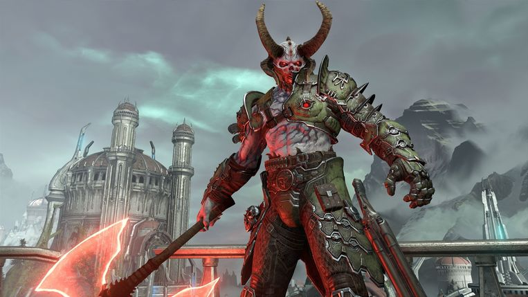 Promobeeld Doom Eternal