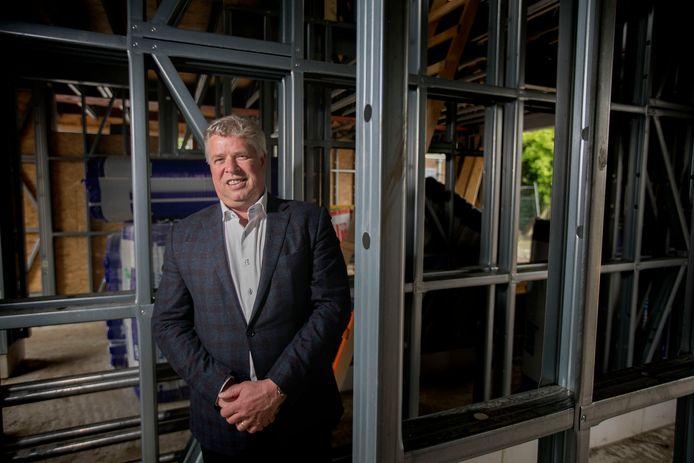 Kees Tempelaars, directeur van projectontwikkelaar Earth & Eternity in Valkenswaard (archieffoto).