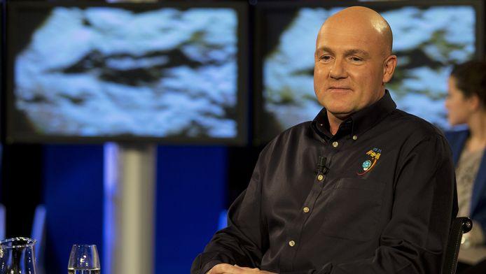 Astronaut Andrá Kuipers.