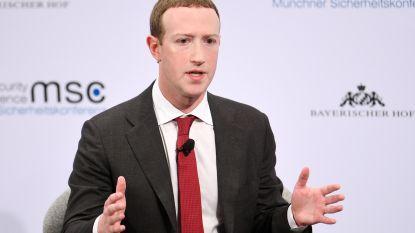 Terwijl Twitter tweet van Trump afschermt, geeft Facebook hem vrij platform