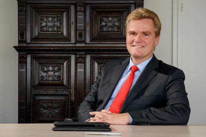 21 mensen hebben gesolliciteerd om Rob Welten (foto) op te volgen als burgemeester van Borne.