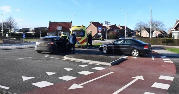 Voetganger gewond bij aanrijding in Meliskerke.