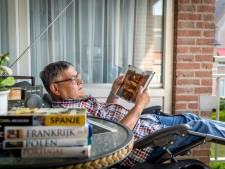 Na 47 jaar WSD nu reisboeken lezen