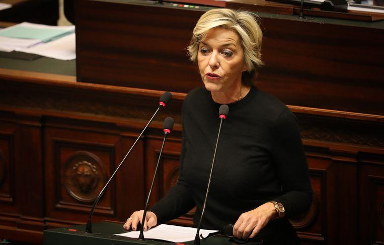 Carina Van Cauter (Open Vld)