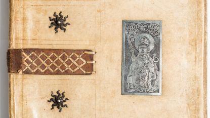 Uniek 'guldenboek' wordt tentoongesteld