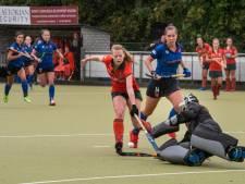 Koploper Breda lijdt eerste nederlaag tegen vrouwen van Warande, doelpuntrijk gelijkspel bij Tempo