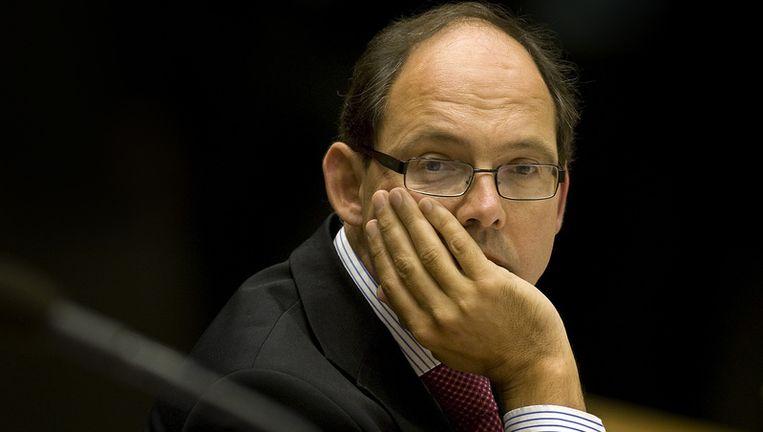 Minister Ab Klink (Volksgezondheid) wil vanaf begin volgend jaar het dotteren vrijgeven. Foto ANP Beeld