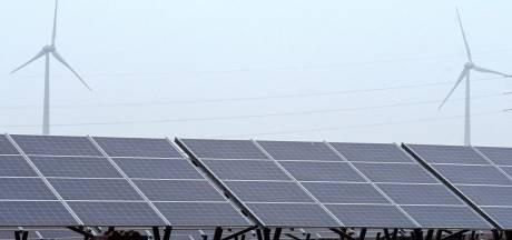 Une centrale photovoltaïque est en train d'être construite à Charleroi