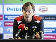 Cocu: Minimaal 1 transfer nog bij PSV