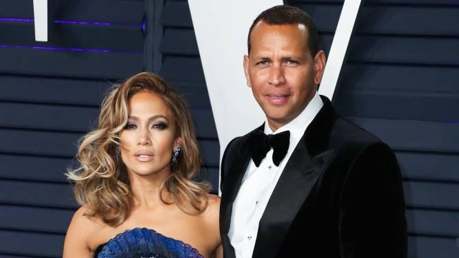 "Net nu ze verloofd zijn: ""Alexander Rodriguez bedriegt Jennifer Lopez"""