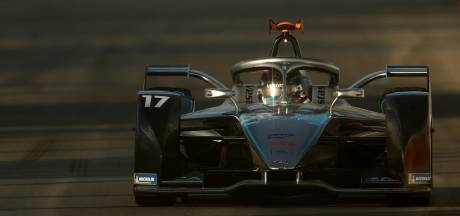 De Vries begint uitstekend in Formule E met derde plek in kwalificatie