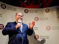 Forum voor Democratie grootste partij in Roosendaal