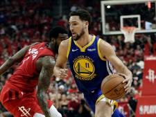 Golden State-ster Thompson mist opnieuw heel seizoen