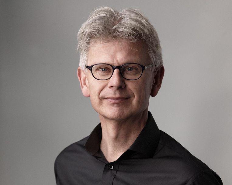 Erwin Wijman is freelancejournalist en schreef samen met Jeanine Blaauw het boek Denken als Elon Musk. Beeld -