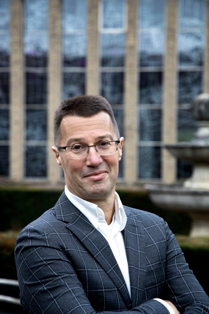 Fysicus Ron Heeren in Veldhoven.