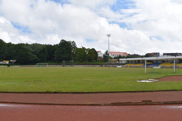 De stad maakt werk van een nieuwe invulling van het sportstadion.
