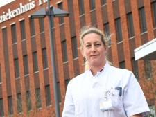 Arts Inge Janssen vecht op ic in Boxmeer tegen de tranen: 'We willen voorkomen dat mensen hier alleen moeten sterven'